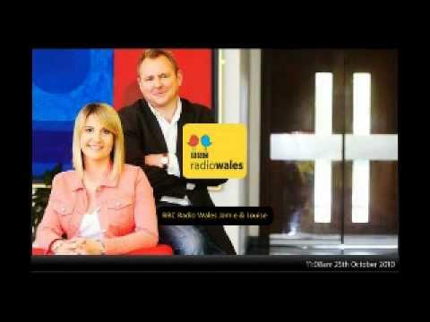 Ruthie Davies 'Wales Blog Award' Interview on BBC Radio Wales (25/10/10)