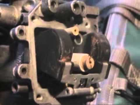 Arctic Cat 300 4x4 1999 Model Carburetor Breakdown - YouTube