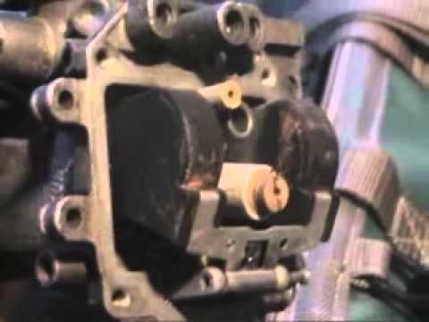 Arctic Cat 300 4x4 1999 Model Carburetor Breakdown - YouTube