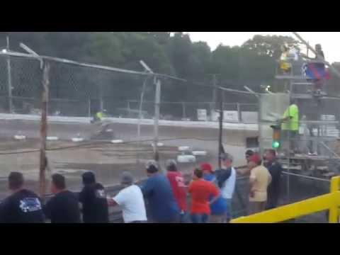 Limerock Speedway 9/10/16 600 Open Feature