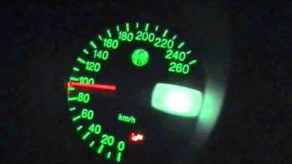 Alfa 156 2.5 V6 0-200