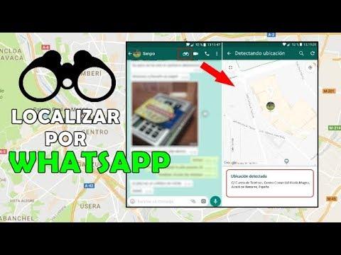 como localizar mi celular por medio de whatsapp