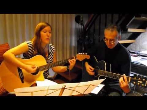 The Highwayman - Loreena Mckennitt (Cover By Clara Cañas y Jesus Las Heras)
