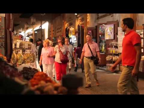 Bur Dubai Souk,  Spice Market and Textile Souk Dubai