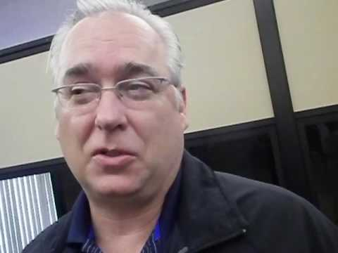 Miramichi Online Owner Larry Lynch is confronted by Pain in the Ass Blogger about different issues!