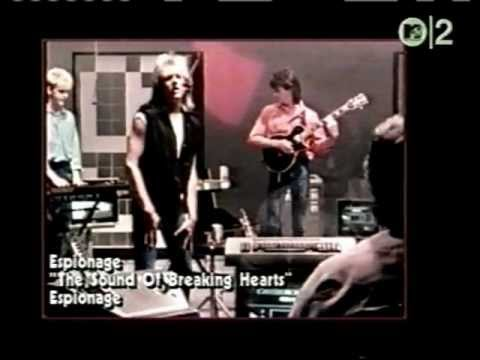 Espionage - The Sound of Breaking Hearts.mpg