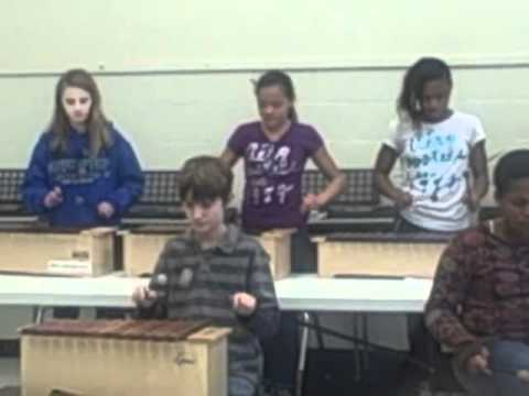 Xylophone Ensemble Springfield Ball Charter School