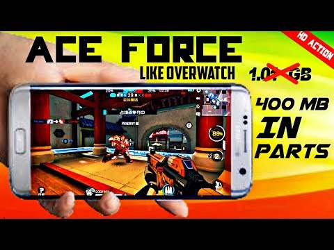 ACE FORCE OVERWATCH By Tencent Games | New FPS online