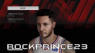 JJ Redick Güncelleme NBA 2k18 PC