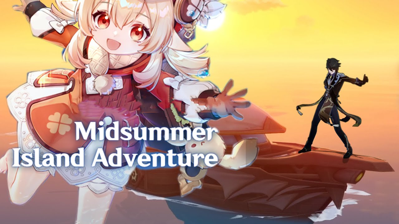 The Lost Archives (Genshin Impact Summer Event)
