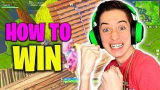 The Secret Of Fortnite - How To Win EVERY Game!