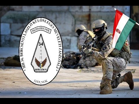 Hungarian | KMZ | Special Forces