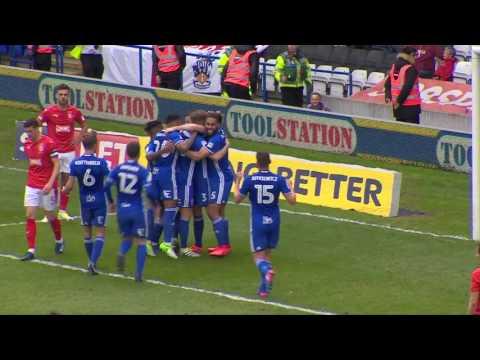 Birmingham City 2-0 Huddersfield Town   Championship Highlights 2016/17