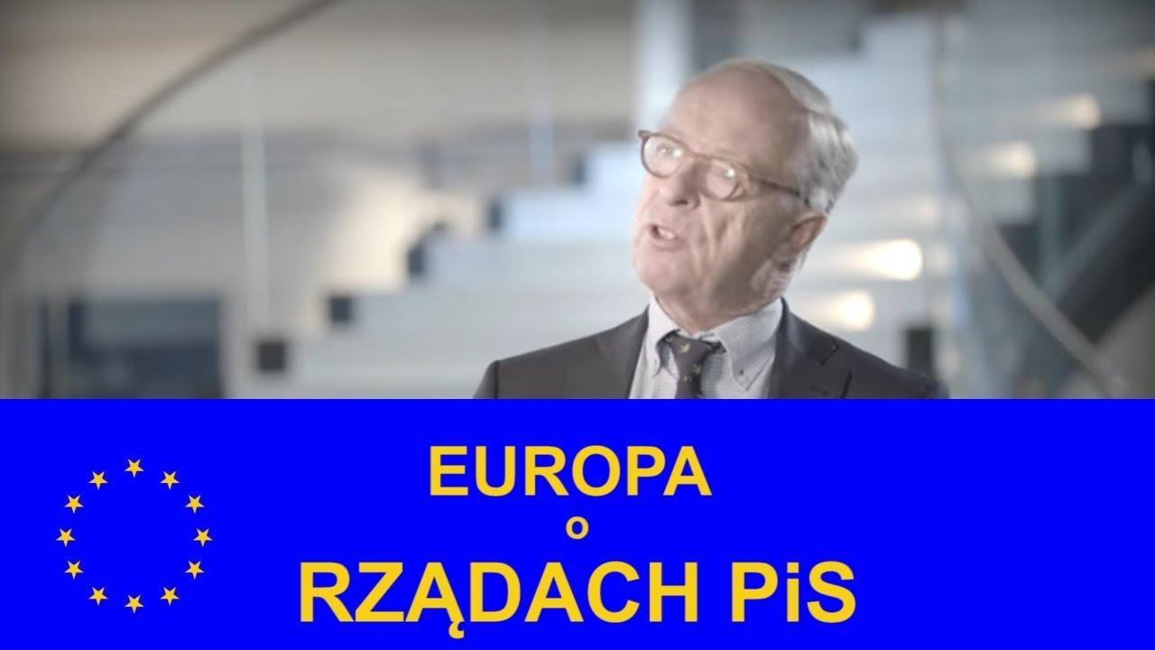 Europa o rządach PiS