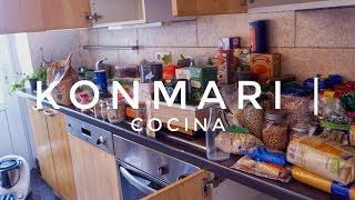 Cómo Organizar la Cocina | Parte 1  Selección | Método KonMari por Marie Kondo | La Magia del Ord