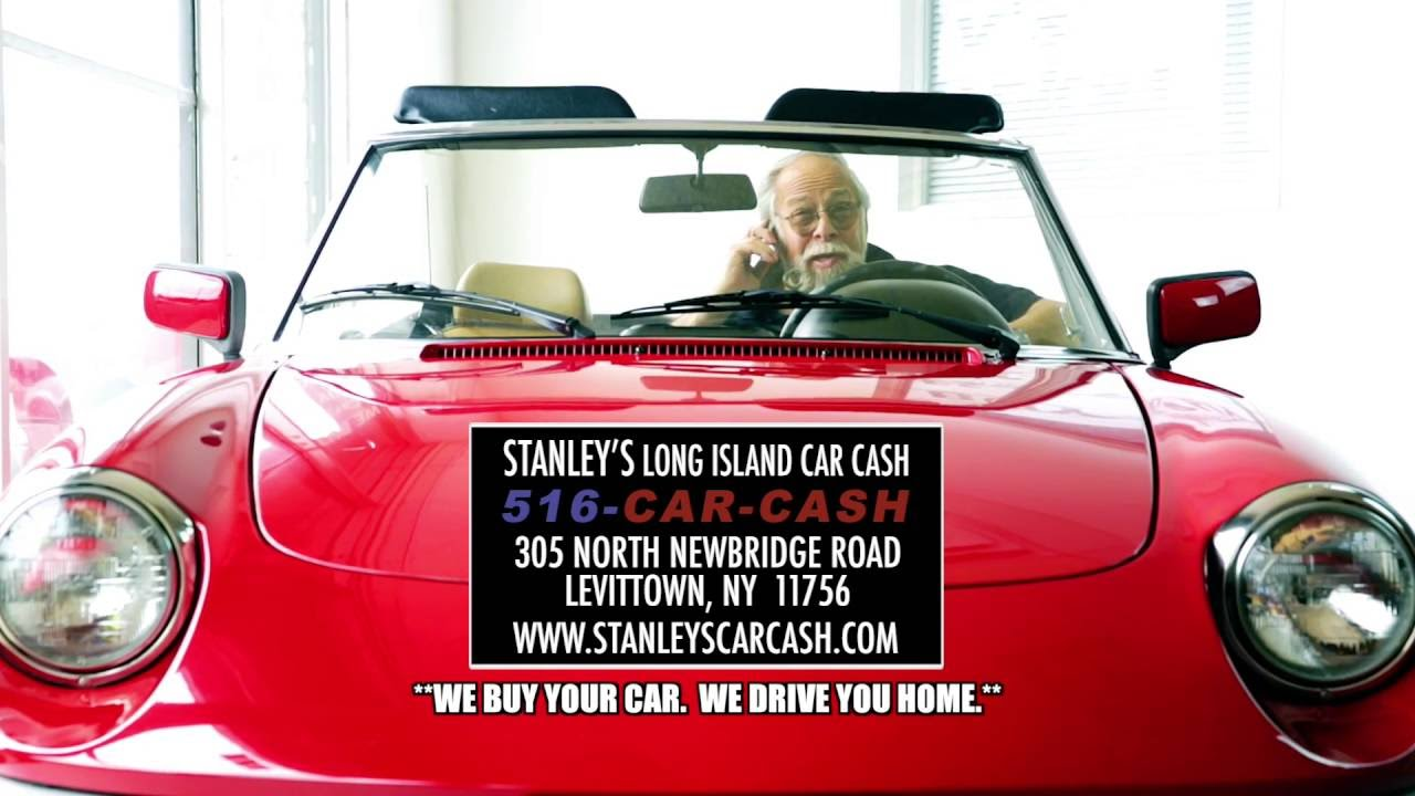 Stanley\'s Long Island Car Cash - We Buy Your Car, We Drive You Home ...