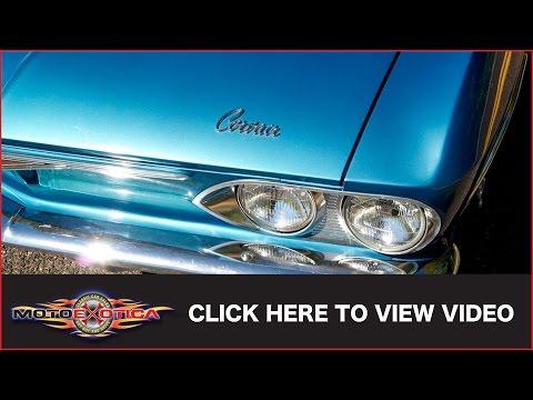 1965 Chevrolet Corvair Corsa (SOLD)