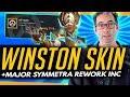 Overwatch JEFF WINSTON SKIN COMING MAJOR Symmetra Rework News Roundup