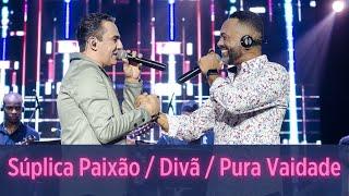 Marcelinho Freitas - Súplica Paixão / Divã / Pura Vaidade - Part.Cleverson Luiz