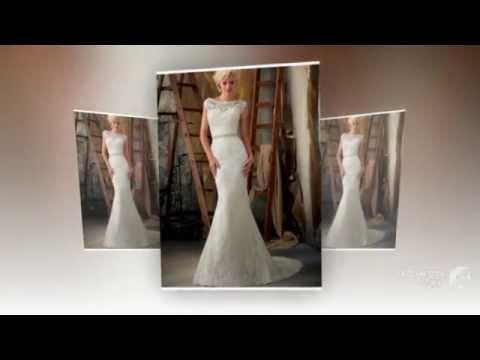 Белое свадебное платье для восхитительной невесты. White Wedding Dressиз YouTube · Длительность: 55 с