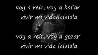 Repeat youtube video Marc Anthony - Vivir Mi Vida (letra...2013)