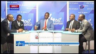 DROIT DE RÉPONSE ( TENSION SOCIALE : LES CAUSES PROFONDES D'UNE ESCALADE TRIBALE) ÉQUINOXE TV
