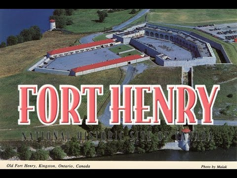 Fort Henry in Kingston parade