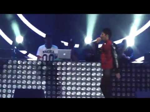 Anirudh live in malaysia 2015, part 7.  Open The Tasmac