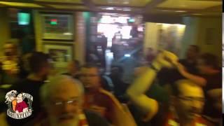 Napoli-Roma 1-3 al Roma Club Bruxelles