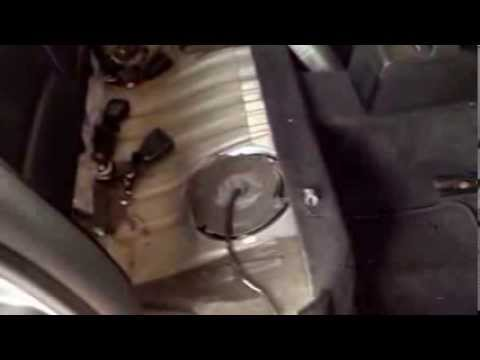 2003 Bmw 325i Fuel Pump And Filter Replacement Youtube