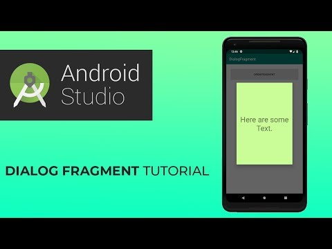 Android Studio DIalog