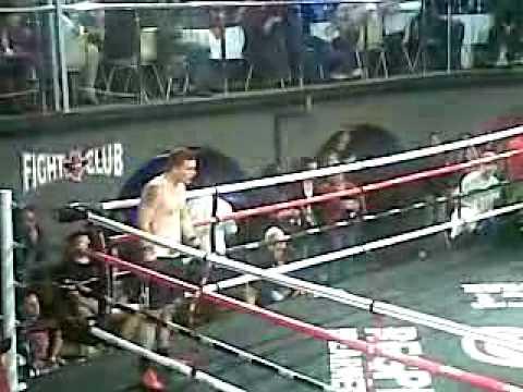 Cody nelsons ko (2nd fight)