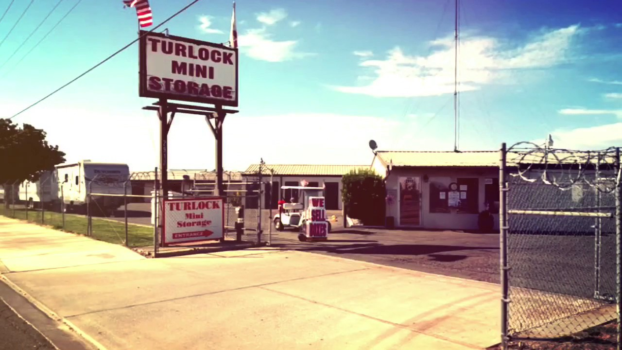 Self Storage In Turlock Ca | Turlock Mini Storage