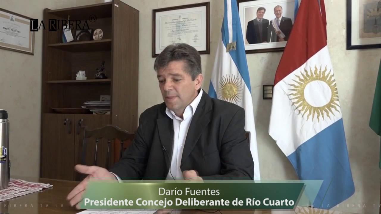 Image result for dario fuentes presidente del concejo deliberante