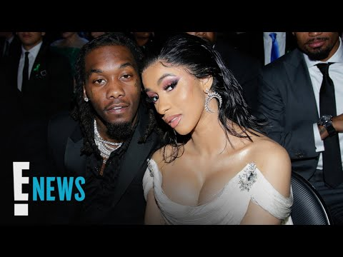 "Cardi B & Offset&39;s Steamiest Moments From ""Clout""  E News"