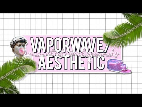 ✨aesthetic-vaporwave-animated-backgrounds✨