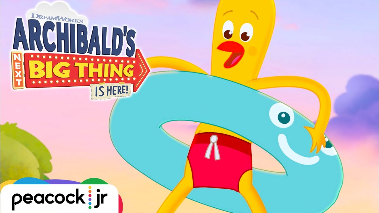 ARCHIBALD'S NEXT BIG THING IS HERE   Season 4 Trailer