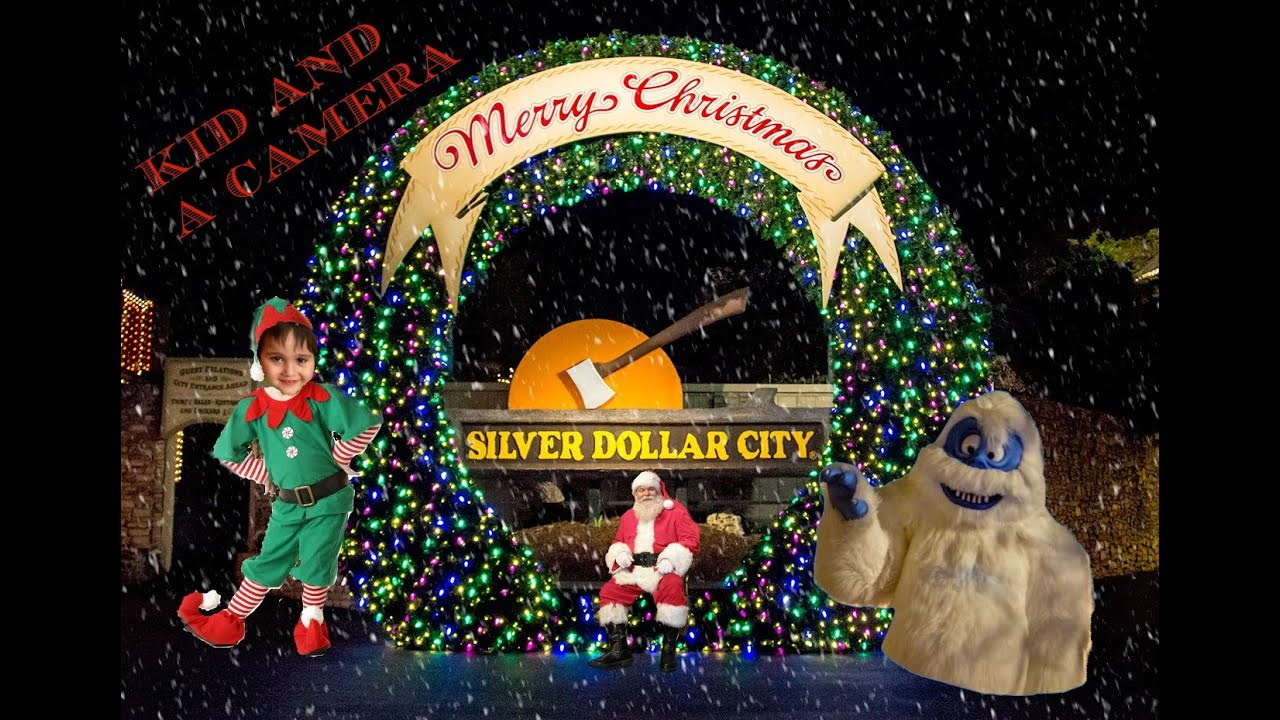silver dollar city christmas - Silver Dollar City Christmas