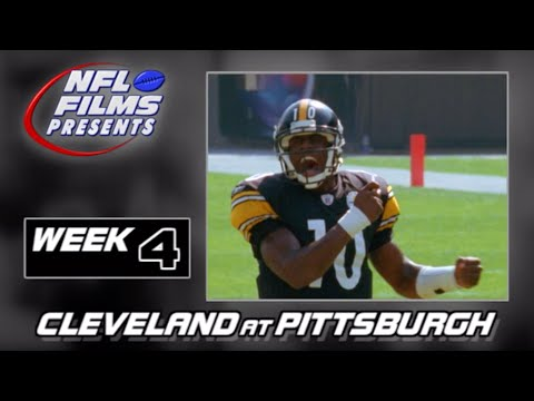 Steelers Get Bill Cohwer's 100th Win vs. the Browns | NFL Films Presents
