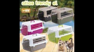 Контейнер - переноска для кошек и собак Ferplast Trendy
