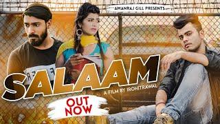 SALAAM (Full Video) | Amanraj Gill | Parveen Sultanpuriya | Sonika Singh | Latest Haryanvi Song 2019