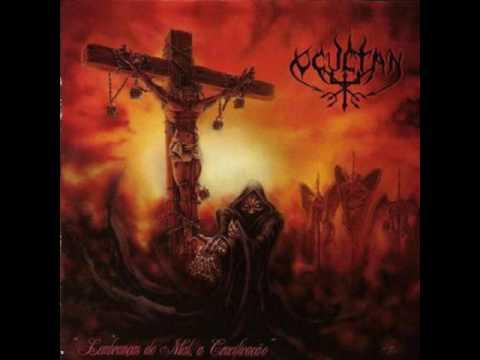 Ocultan - Lembranças Do Mal, A Crucificação (Full Album)