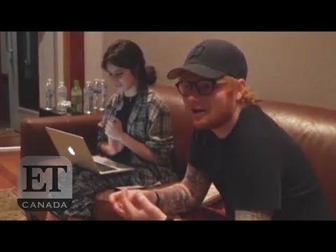 Ed Sheeran, Camila Cabello Talk 'South Of The Border'