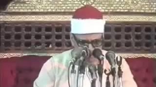 سورة النجم - قصار السور .. الشيخ محمود صديق المنشاوي .. 2008