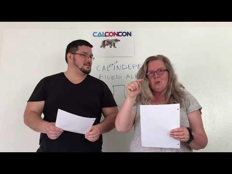 Cal Con Con Initiative explained.