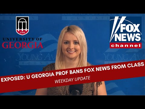 CAMPUS CRAZY: Prof bans Fox News as source, exposed video of segregated diversity training, & mo