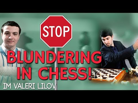 Stop Blundering in Chess 👊 with IM Lilov!! - Free Training: 28 October 12PM EST
