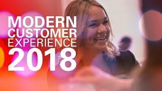 First Look: Modern Customer Experience 2018