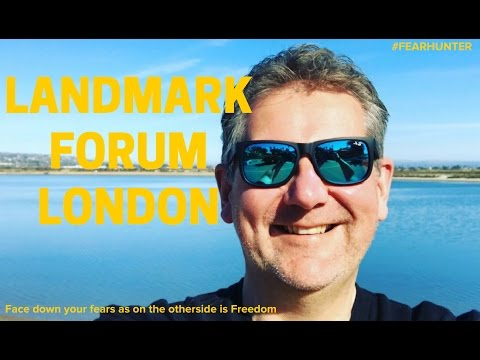 Landmark Forum Day 2 Kevin Paul Humphrey - Cult Or Mind Expanding?