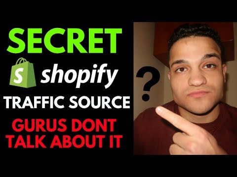 SECRET Traffic Source: $50K Per Month Dropshipping Stores Reveal All Their Strategies thumbnail